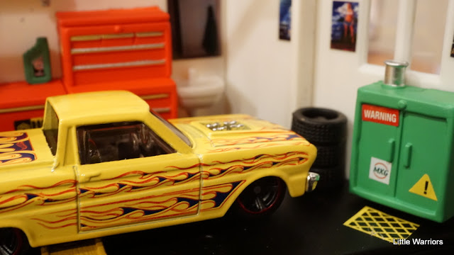 1965 Ford Ranchero (CFL99)