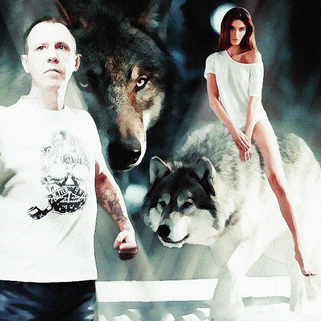 Глупая волчица