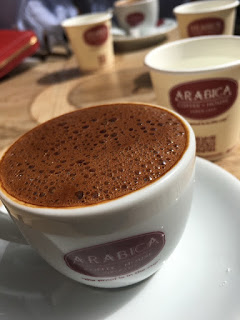 arabica coffee house tepe prime ankara