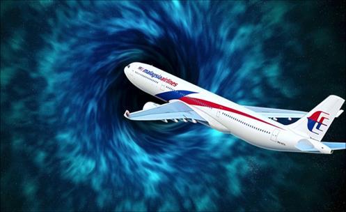 Estranha Mensagem Dizendo onde estaria o Avião da Malaysia e Porque Nunca foram Encontrados!!