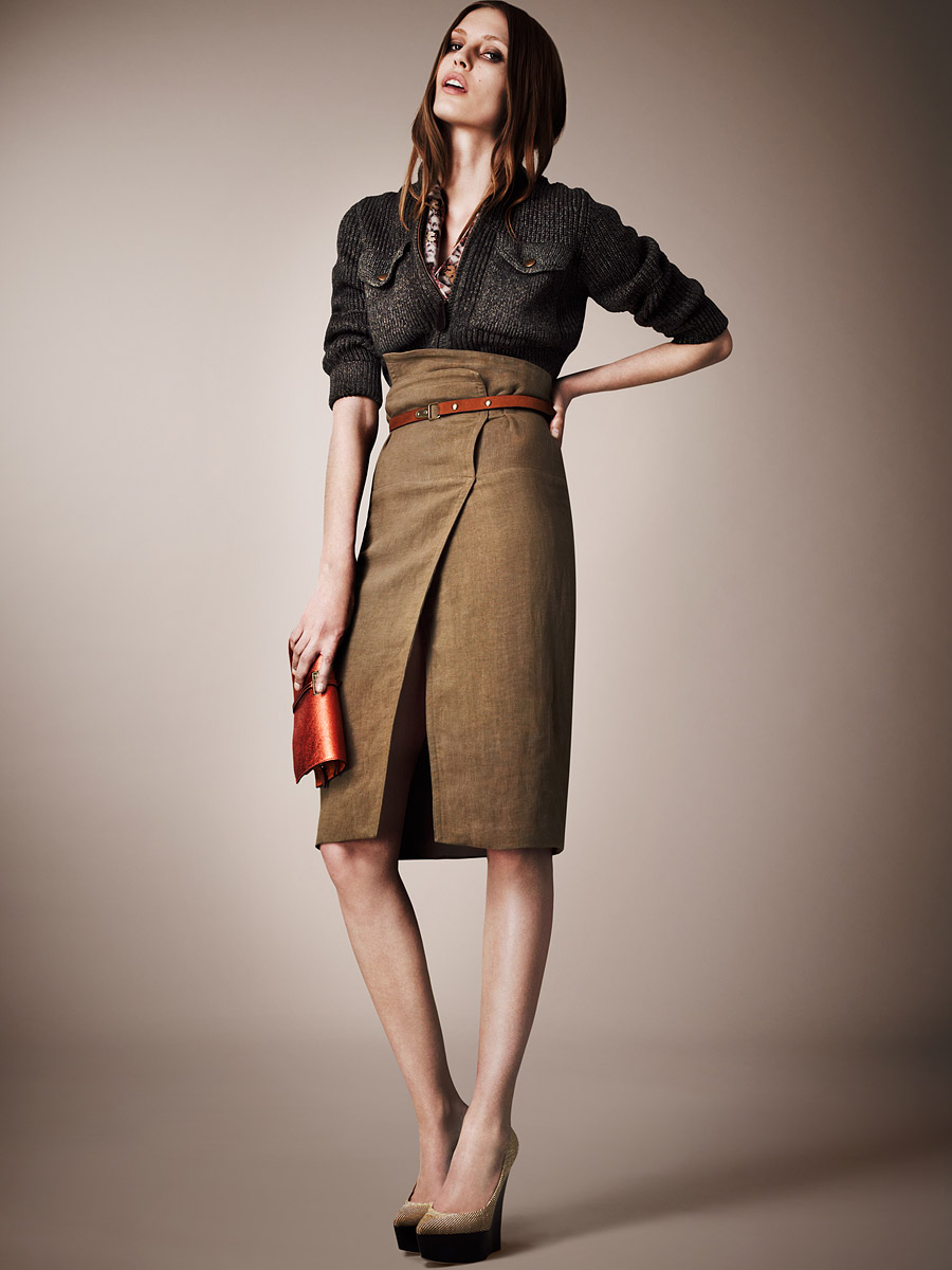Anobano S Blog Burberry Prorsum Resort 2013