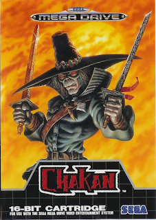Chakan: The Forever Man (BR) [ SMD ]