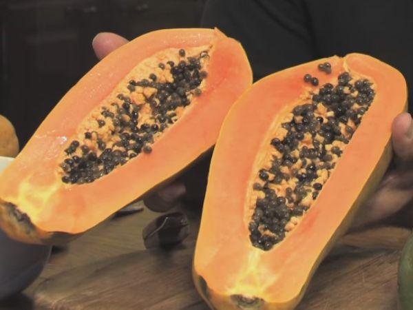 Manfaat diet buah pepaya