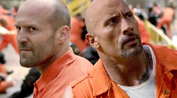 Fast and Furious Versi The Rock dan Jason Statham