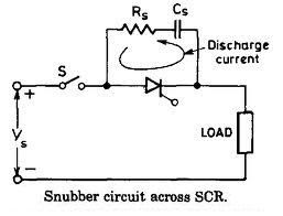 Difference between Snubber Circuit and Crowbar Circuit