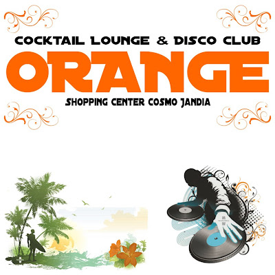 JANDIA: Orange Disco Club & Cocktail Lounge 1