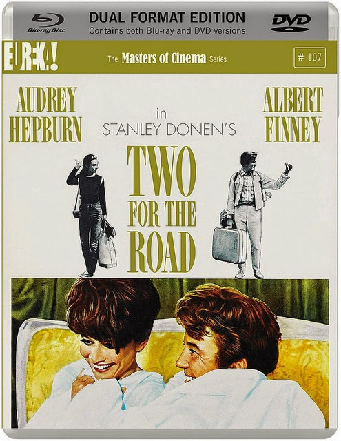 two for the roads bluray