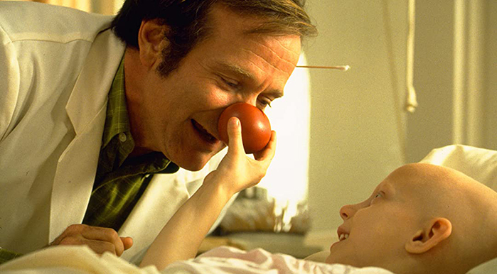 Patch Adams movie poster