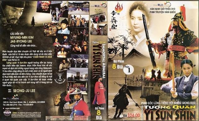 Tướng Quân Yi Shun Shin