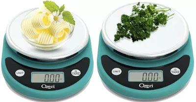 Balance de cuisine numérique Ozeri Pronto