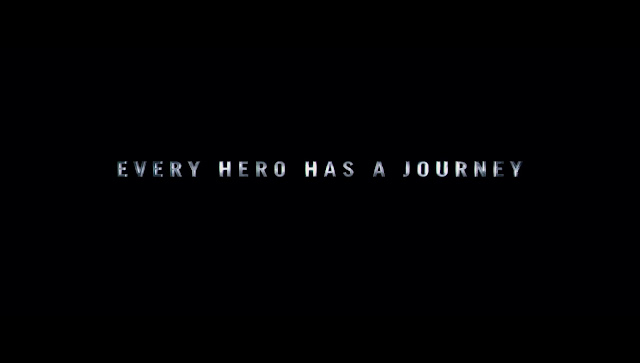 The Dark Knight Rises Every hero has a journey