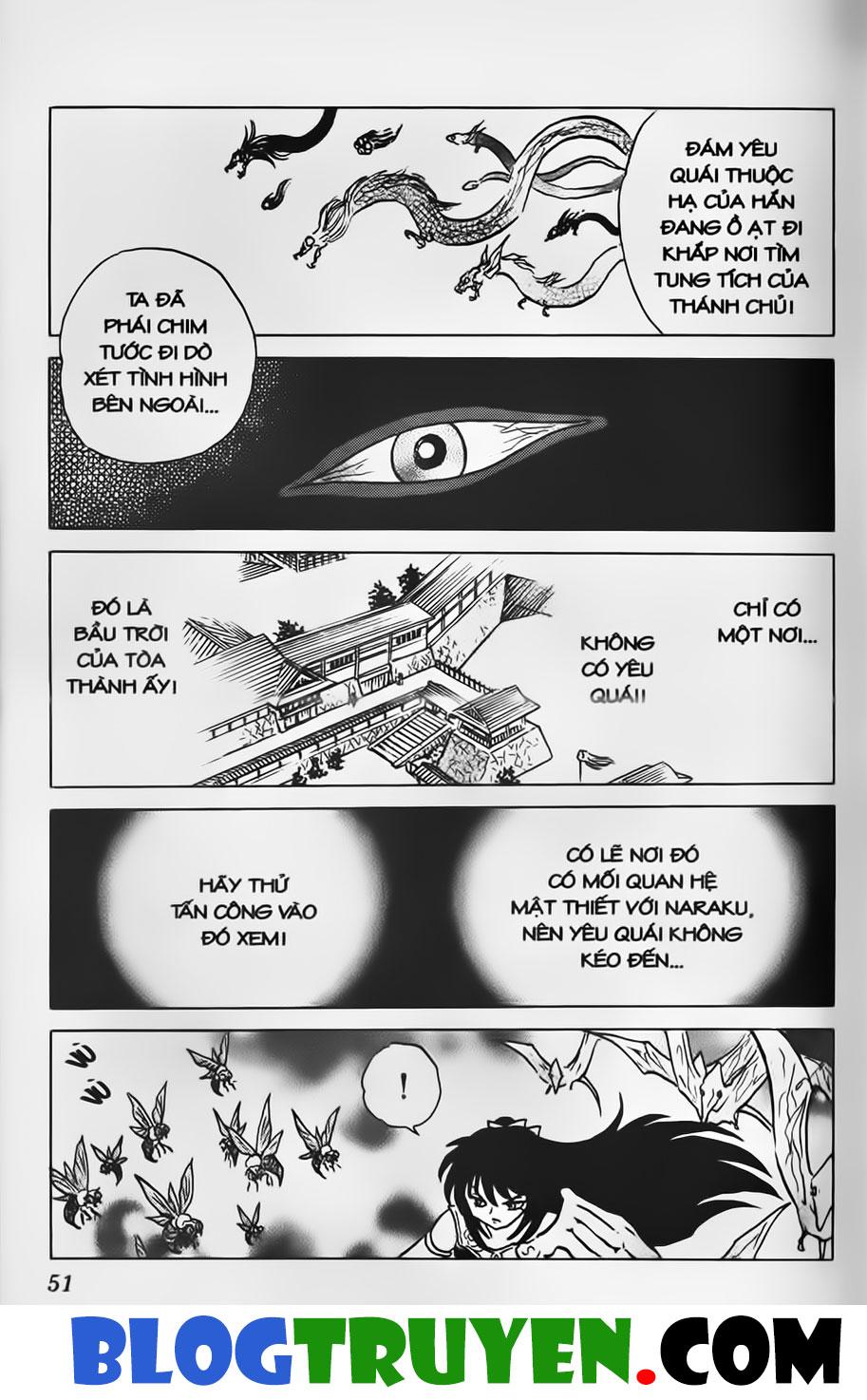 Inuyasha vol 32.3 trang 12