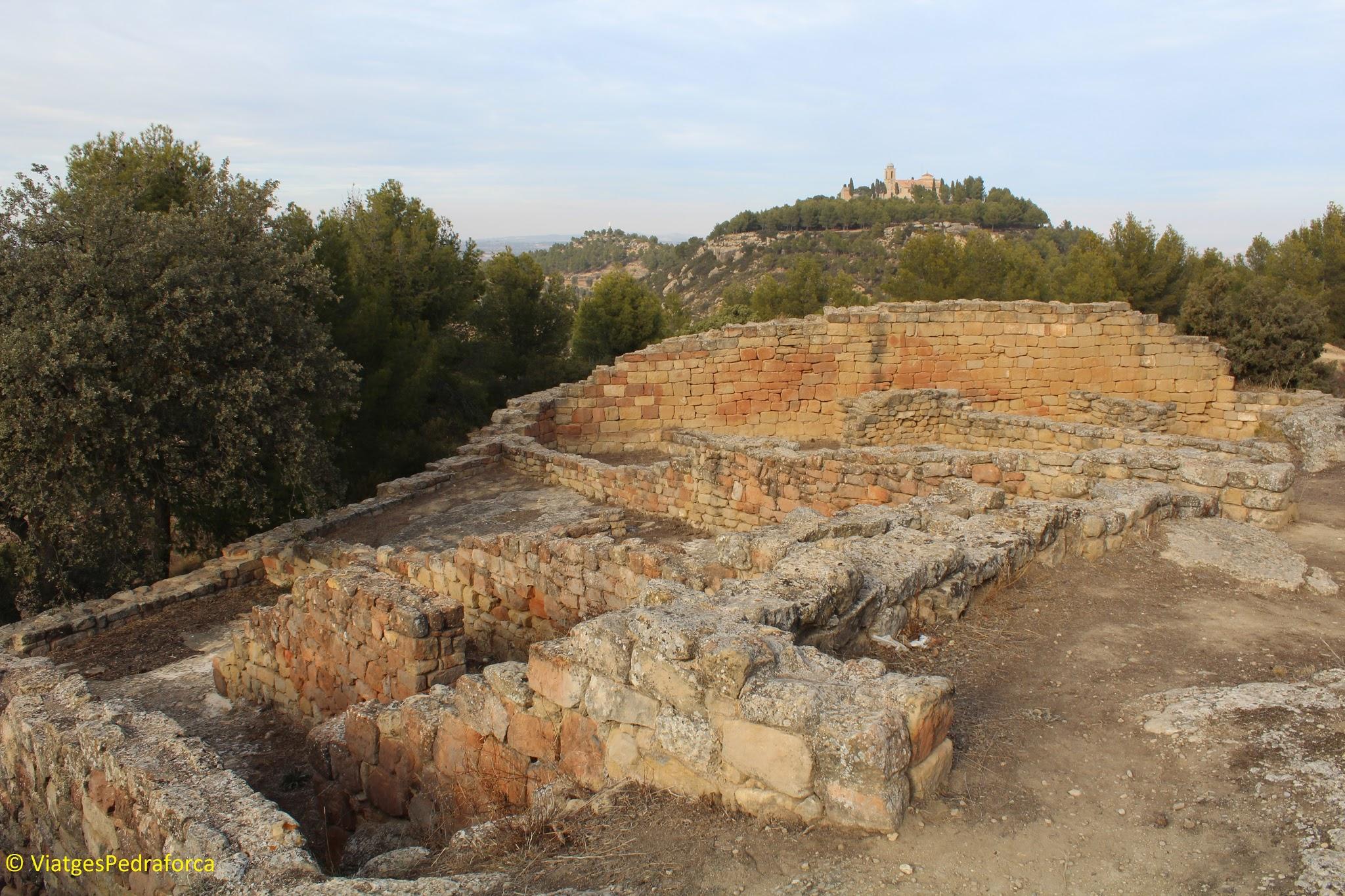 Ruta pel Matarranya i la Terra Alta, arqueologia, Ruta dels Ibers del Baix Aragó, Terol