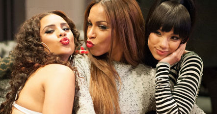 Erica Mena Reveal Plans To Throw Amina Buddafly A Baby ...