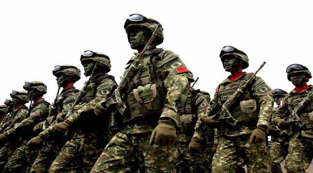 syarat tinggi badan TNI AD