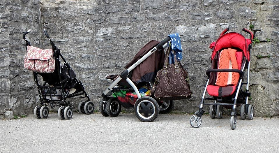 accesorios para el carrito del bebé