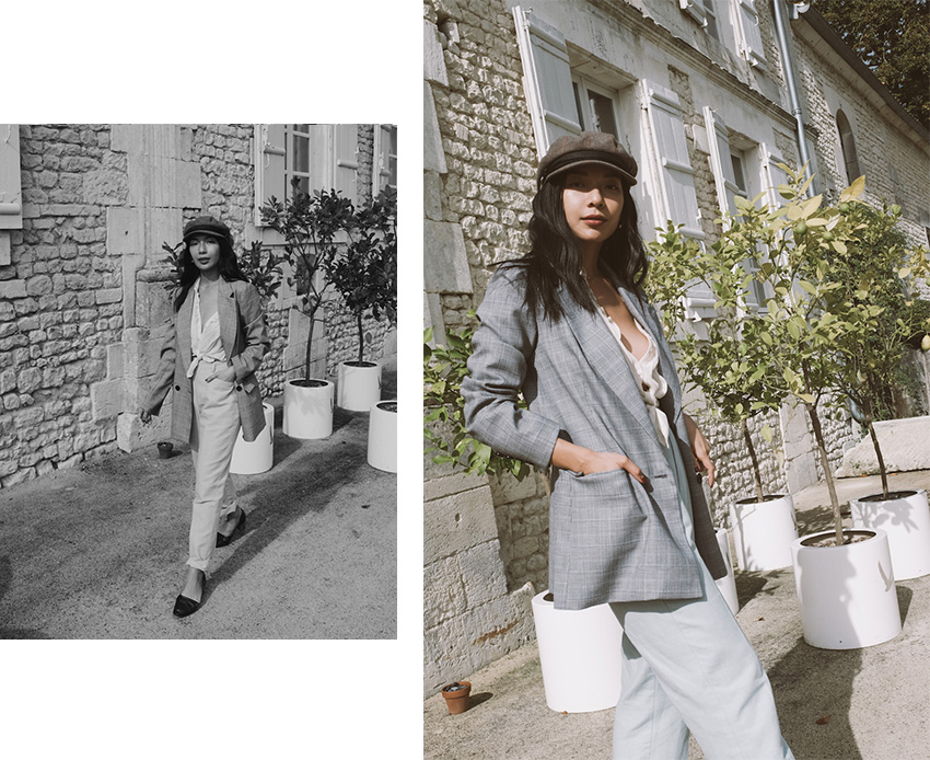 French Style, Vintage Tailoring | HONEY & SILK