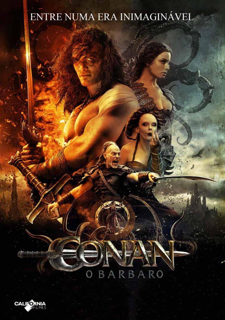 Conan, o Bárbaro Torrent – Blu-ray Rip 720p e 1080p Dual Áudio (2011)