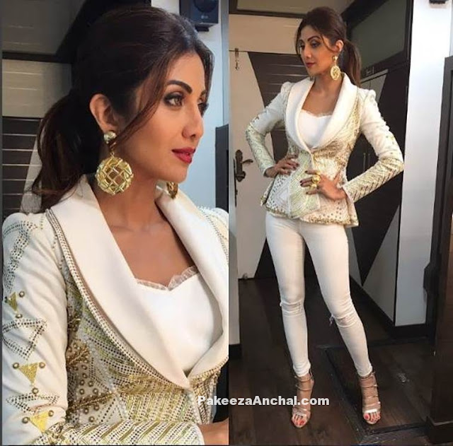 Fashion Queen Shilpa Shetty as Business Woman