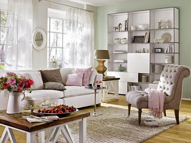Decoração de Ambientes da Casa toda. Blog Achados de Decoração