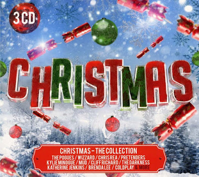 Christmas The Collection 2017 3CD Mp3 320 Kbps