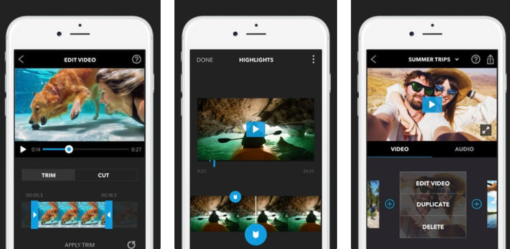 6 of the best video editing apps for iPhone and iPad users