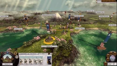Download Games PC Total War SHOGUN 2