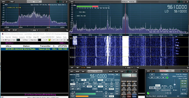 Radio & Communication Info