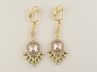 http://www.thecliponearringstore.com/blush-pink-style-chandelier-clip-on-earrings.html