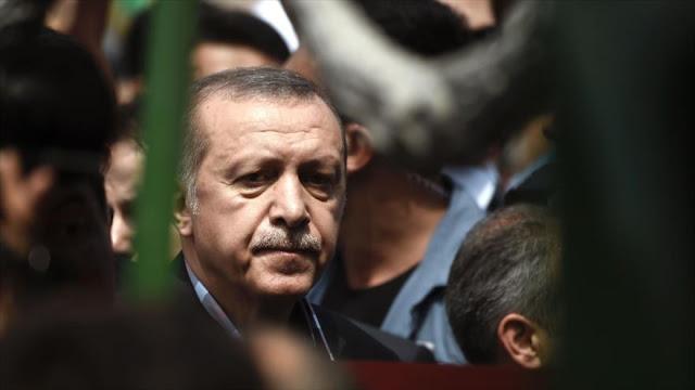 """Mano de hierro de Erdogan: promete """"eliminar el virus"""" en Turquía"""