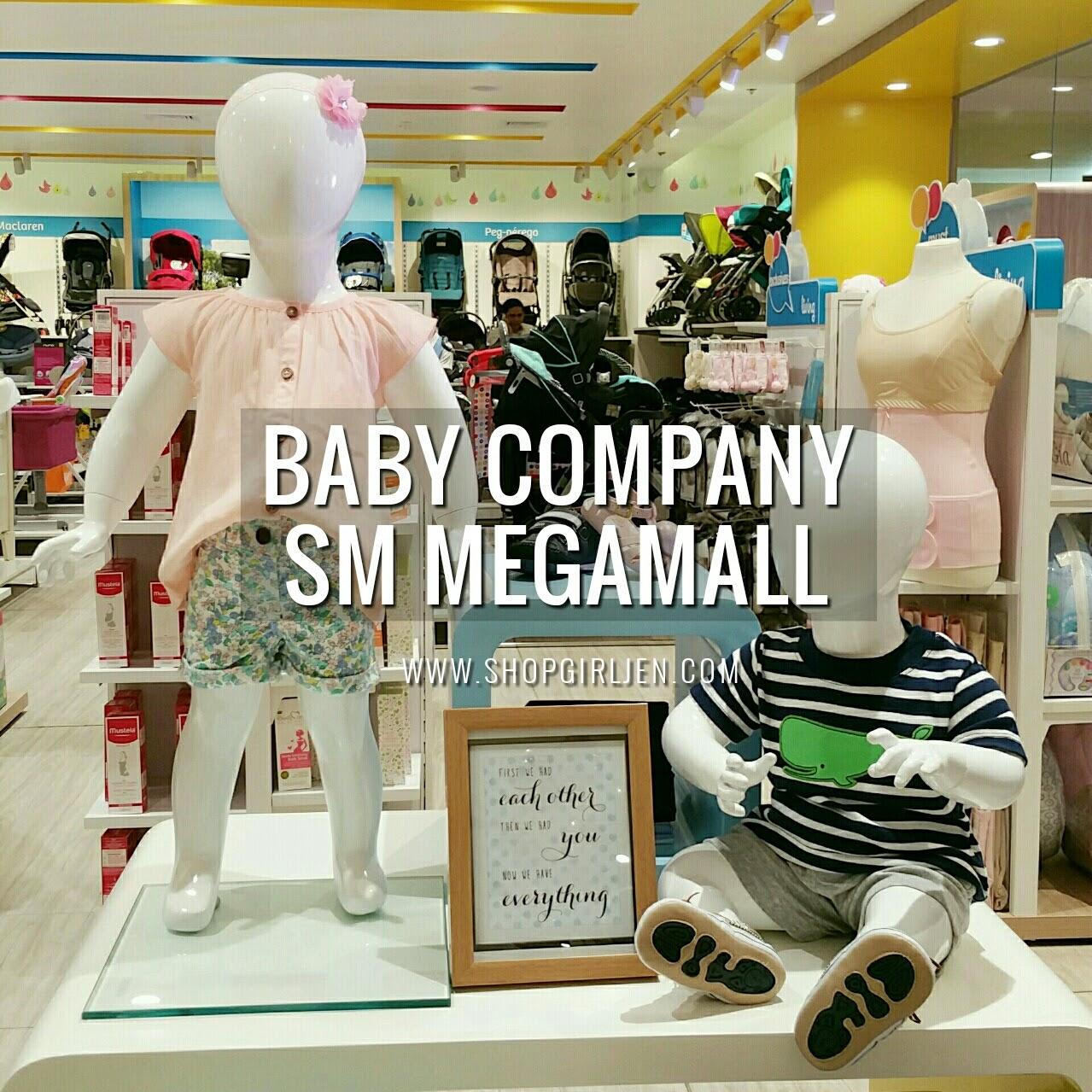 1e315df85 Shopgirl Jen  BABY COMPANY