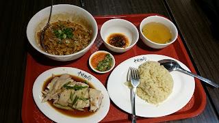 Hainanese Chicken Rice Lot 10 Hutong Kuala Lumpur