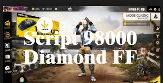 Script 98000 To Get Diamond Free on Free Fire