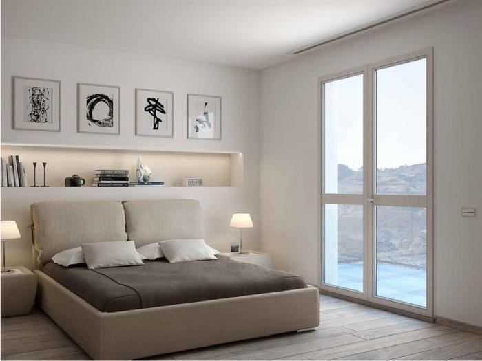 Cebox t di sistemi rasoparete come rendere invisibile for Parete attrezzata con divano