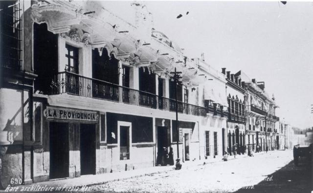 Con el paso de los años, la Casa Raboso fue ocupada por diversas personas de importancia en la sociedad.