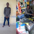 Police arrest one of the masterminds of CBN Governor's wife kidnap ...photo
