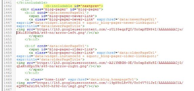 έτσι θα είναι ο κώδικας μετά τις αλλαγές