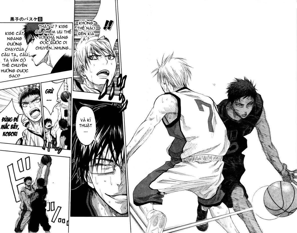 Kuroko No Basket chap 066 trang 12