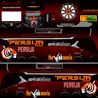 Livery PNG Jernih Bus Simulator Indonesia Part 10