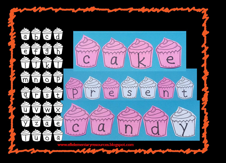 Efl Elementary Teachers Birthday Theme A Little More