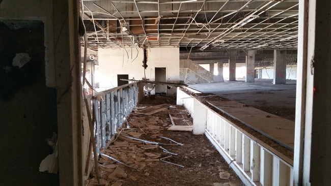 Phoenix Trotting Park Abandoned in Goodyear Arizona