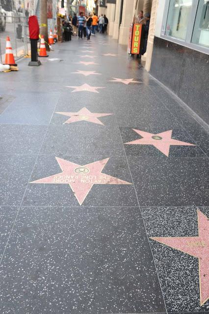 Tähtiä kadulla
