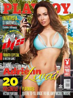 Revista Playboy Venezuela-Septiembre 2015 PDF Digital