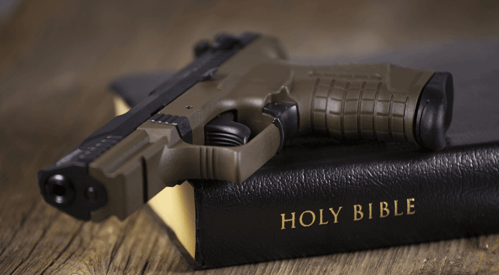What does the holy bible say about self defense?