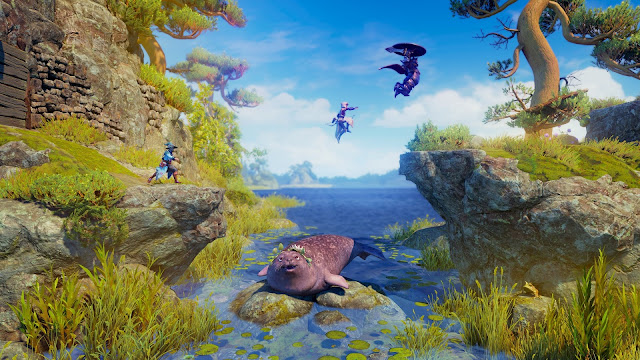 Trine 4 The Nightmare Prince PC Full imagenes