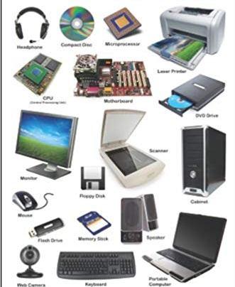 What is computer hardware? || कम्प्यूटर