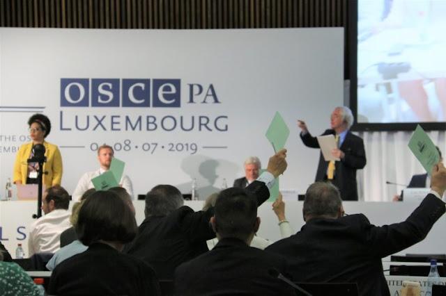 Adunarea Parlamentară a OSCE