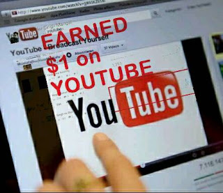 Youtube video watch to earning
