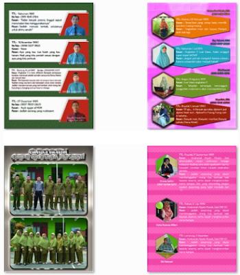 contoh buku tahunan 3