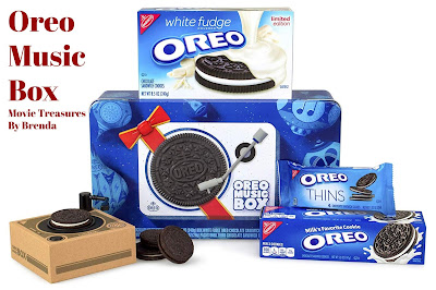 Oreo Turntable Music Box
